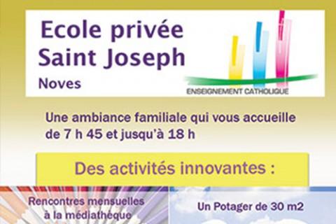 Flyers Ecole saint joseph