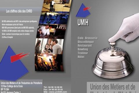 Flyers pour L UMIH 84