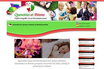 Site Internet Flyer Encart publicitaire