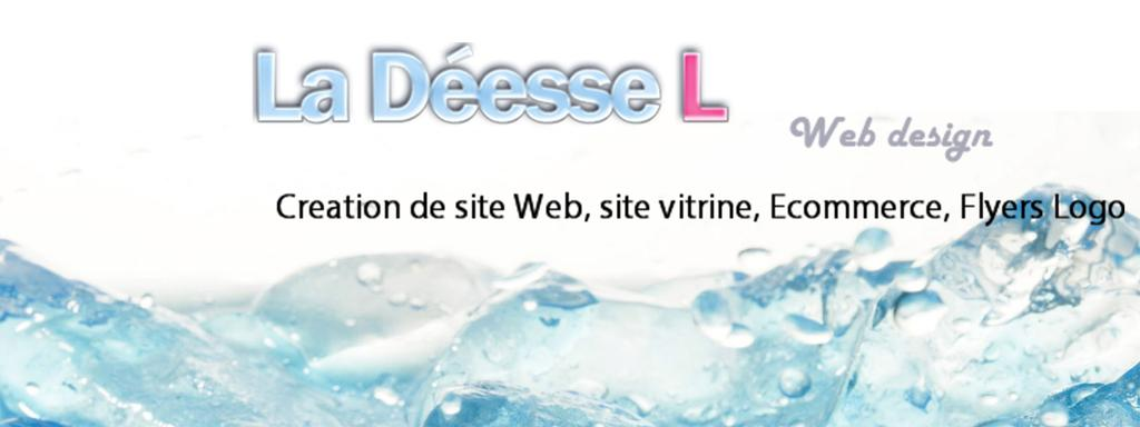 La deesse L creation de site