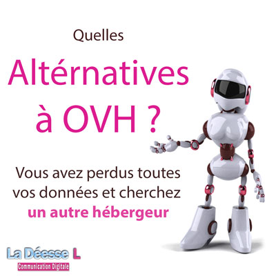 hebergeur alternative ovh